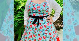 <b>Mickey</b> and Minnie Mouse Floral <b>Dress</b> For Sassy <b>Summer</b> Days