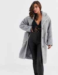<b>Women's Faux Fur Coats</b> | <b>Faux Fur</b> Jackets & Gilets | ASOS