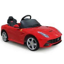 Детский <b>Электромобиль Rastar</b> Ferrari F12 (красный) - 81900