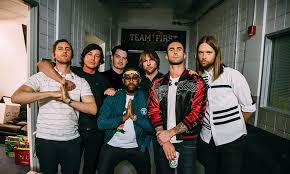Maroon 5 Release Their Brand New Track, Memories