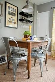transforming dining room table