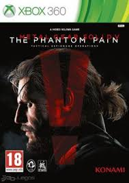 Metal Gear Solid V The Phantom Pain Xbox 360 RGH Disco Externo Mega
