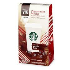 Image result for starbucks peppermint mocha review