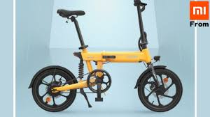 Xiaomi <b>HIMO Z16 Folding</b> Electric Bike. - YouTube