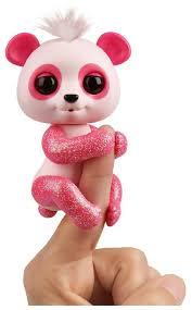 <b>Интерактивная игрушка</b> робот WowWee <b>Fingerlings Панда</b> в ...