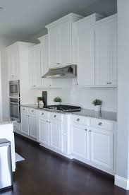 Small Picture this is beautiful love the corner cabinet as well Gray and White