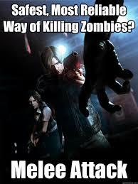 Resident Evil 6 memes | quickmeme via Relatably.com