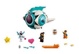 Sweet Mayhem's Systar Starship! <b>70830</b> | THE <b>LEGO</b>® <b>MOVIE</b> 2 ...