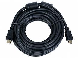 <b>Кабель HDMI 19M</b>/<b>M</b> ver 2.0, 10М, 2 фильтра <b>Aopen</b> &lt;ACG711D ...