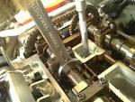 Грм двигателя форд фокус