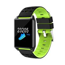 R11S <b>colorful smart watch</b> bracelet <b>3D</b> screen heart rate/blood ...