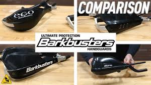 Barkbusters <b>Motorcycle Handguards</b> Comparison | TwistedThrottle ...