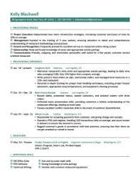 able resume templates  resume genius original job hopper template