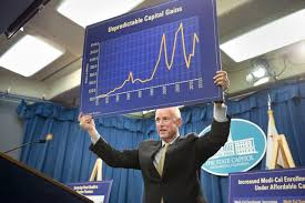california revenues 351 million lower than expected state tax revenue continued to outpace budget estimates last month with year to date revenue now 14 billion more than the brown administration projected