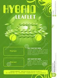 leaflet design royalty stock image image  leaflet design