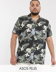 <b>Men's</b> Printed <b>Shirts</b> | Print <b>Shirts</b> For <b>Men</b> | ASOS