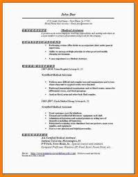 level medical assistant resume  seangarrette coentry level medical assistant resume samples medical assistant resume