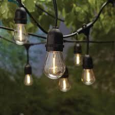 <b>Solar</b> - String Lights - <b>Outdoor</b> Lighting - The Home Depot