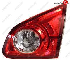 <b>Задний фонарь</b> (<b>внутренний</b>) на Nissan Qashqai 1 (2007, 2008 ...