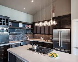 luxury kitchen lighting glass pendants transparant glass cluster pendant light white high gloss wood kitchen countertops image island lighting fixtures kitchen luxury