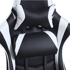 Игровое компьютерное <b>кресло</b> MFG-6001 <b>black</b> white - <b>Меб</b>-<b>фф</b>