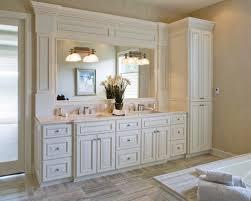 bathroom vanity linen