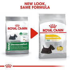 Buy <b>Royal Canin Mini Dermacomfort</b> Care Adult Dry Dog Food Online