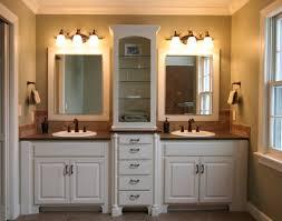 bathroom vanity ideas wood in traditional and modern designs bathroom mirror lighting ideas