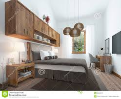 bedroom loft style with wooden furniture and white walls bedroom loft furniture