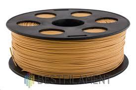 <b>ABS пластик</b> для 3D-принтеров Bestfilament. Цвет <b>коричневый</b> 1 ...