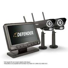 <b>Wireless Security Camera Systems</b>