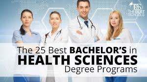 the 25 best bachelor s in health sciences degree programs the the 25 best bachelor s in health sciences degree programs the best schools