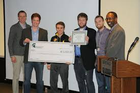student entrepreneurs advance to finals of national pitch patrick mccarthy and jon bauer are competing in south by southwest student startup madness their app carbon cash which won the broad college of