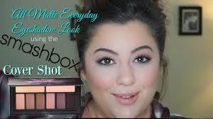 Everyday Eyeshadow Tutorial - using the <b>SMASHBOX Cover Shot</b> ...