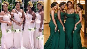 <b>African Bridesmaid Dresses</b> 2019, Volume 6 #Super Cute Styles ...