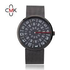 <b>2016 men's</b> digital hands wristwatch waterproof creative handsome ...