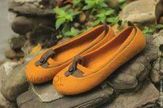 Обувь: лучшие изображения (61) | Felting, Felt boots и Felt slippers