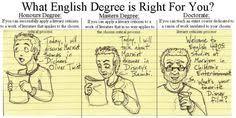 haha English Major Armadillo rocks! | What an English major loves ... via Relatably.com