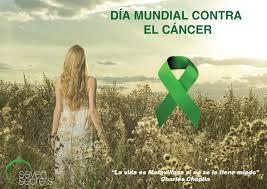 Resultado de imagen de Día de lucha contra el Cancer