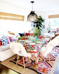 image of boho dining room decor boho chic furniture