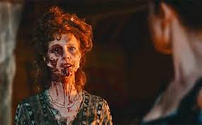 Image result for pride and prejudice and zombies movie