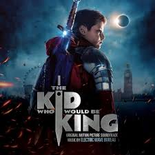 Electric Wave <b>Bureau</b>. <b>OST The</b> Kid Who Would Be King. Original ...
