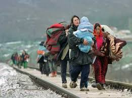 Image result for refugees in europe