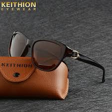 <b>KEITHION Womens</b> Brand Designer <b>Polarized Sunglasses</b> Fashion ...