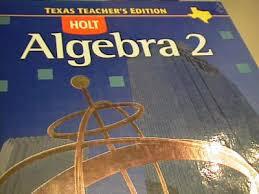 Holt Texas Algebra   Textbook Answers   Big Ideas Math Textbooks     lbartman com the pro math teacher Math Worksheet   eBlueJay Holt Algebra   Teacher s Edition Texas    used for SE Holt