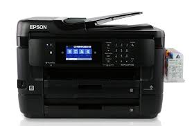 МФУ Epson WorkForce WF-7720DTWF с СНПЧ – низкая цена ...