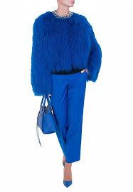 Синее <b>пальто BOUTIQUE MOSCHINO</b>   Шубы in 2019   Fashion ...