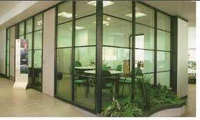 aluminum office partition wall glass office partition wall aluminum office partitions