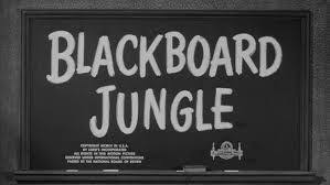 「The Blackboard Jungle (1955)」の画像検索結果