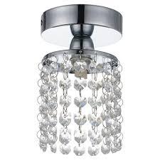 <b>Светильник</b> потолочный (цвет хром, прозрачный). <b>Monteleto</b> 1 ...